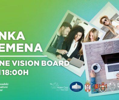 online vision board